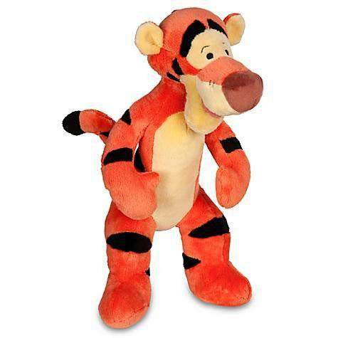 Disney Winnie the Pooh Exclusive 16 Inch Deluxe Plush Toy Tigger - SHOPME.COM