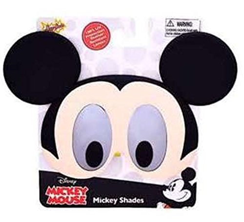 Disney Mickey Eyes Sunstache Sunglasses - SHOPME.COM