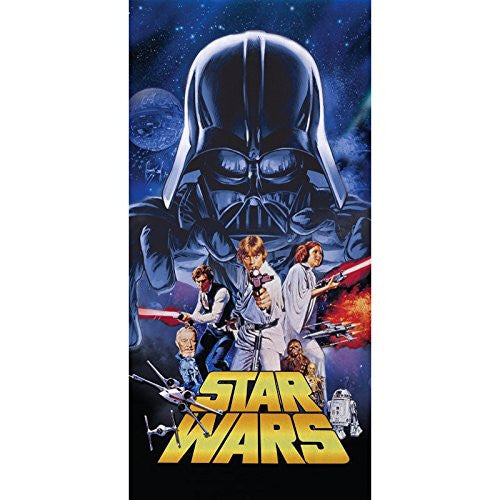 Star Wars Classic Beach Towel - SHOPME.COM