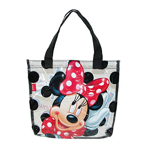Disney Minnie Mouse It's All About Me Tote Bag, Multi - SHOPME.COM