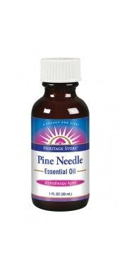 Heritage Products Essential Oil Pine Needle -- 1 fl oz - SHOPME.COM