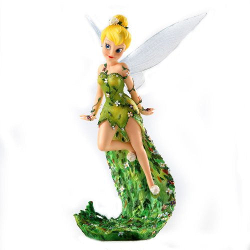 Enesco Disney Showcase Tinker Bell Figurine, 7.75-Inch - SHOPME.COM