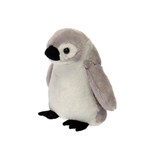 "6"" Percy the Penguin Stuffed Animal Beanbag Lil' Buddies Toy by Fiesta Toys"