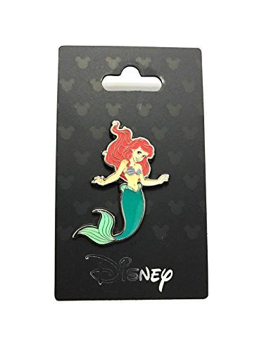 Disney Ariel Label PIN Swimming Lanyard - SHOPME.COM