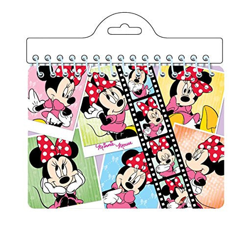 Disney Minnie Mouse 'Photos' Autograph Notebook - SHOPME.COM