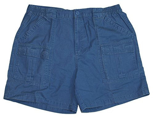 Talos Men's Canvas Cargo Short