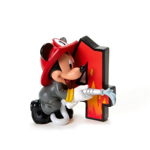 Disney Showcase Collection Mickey Mouse Birthday Figurine - SHOPME.COM