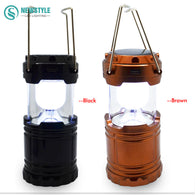 ULTRA-COMPACT COLLAPSIBLE LED LANTERN