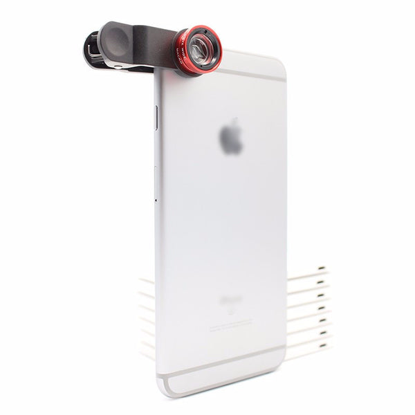 3 in 1 Fish Eye Mobile Lens - SPECIAL OFFER