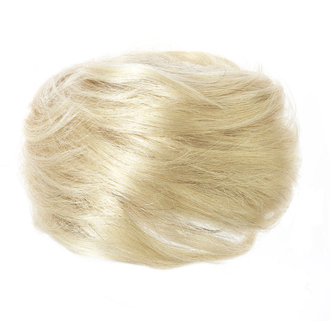 100% Human Hair Bun Colour 60