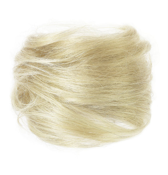 100% Human Hair Bun Colour 613