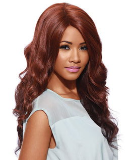 Sleek Cassie wig