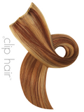 ClipHair Remy Human Hair Weft 24""