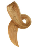 ClipHair Remy Human Hair Weft 18""