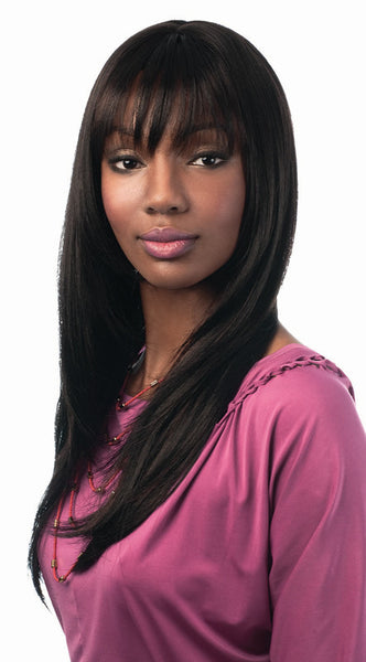 Sleek Beyonce Long Synthetic wig