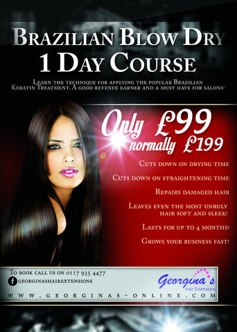Brazilian Blow Dry - 1 day course