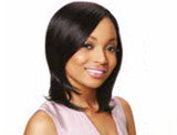 Sleek - Fashionable Synthetic Wigs - Charlene Left Parting