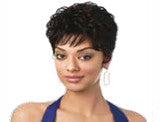 Sleek - Fashionable Synthetic Wigs - Halle