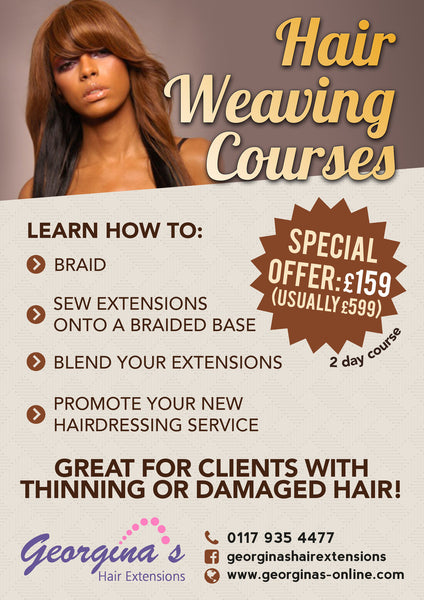 Hair Weaving Course (Beginners) - 2 Days