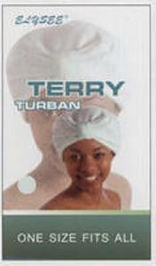 Large Terry Turban