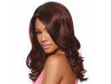 Sleek - Tongable Synthetic Premium Wigs - Monique