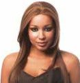 Premium Human Hair Lace Front Wig - Pizzazz