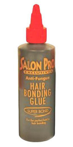 Salon Pro Hair Bonding Glue (Black) 4oz