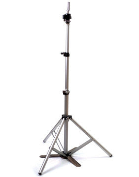 Mannequin Head Adjustable Floor Stand