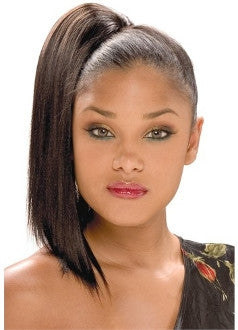 Aftress Hackney Girl Pony #P1B/33 (off Black /Dark Brown highlights)