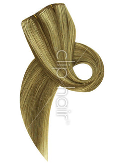 ClipHair Remy Human Hair Weft 20""