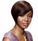 Sleek - Premium Human Hair Wig - Chic
