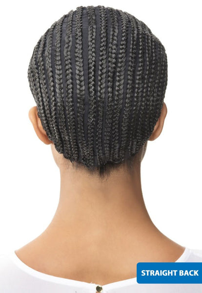 Cornrow Cap (Straight Back)