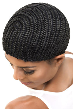 Cornrow Cap (Horseshoe)