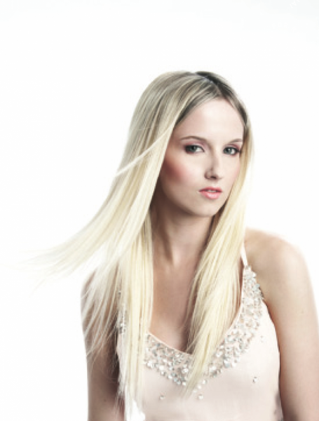 American Dream Silky Straight QuickFix Hair Extensions  - Darks, Brunettes and Reds