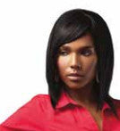 Sleek - Premium Human Hair Wig - Platinum