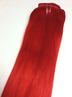 "American Dream Thermofibre Silky Weave 36"" #RED"