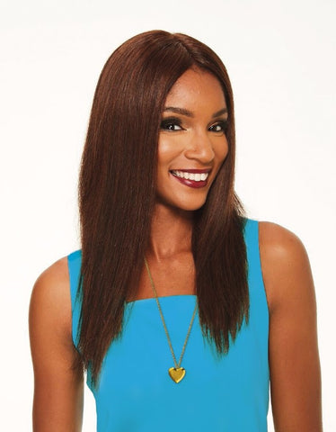 Sleek Hair - Remy Rouch 7 PCs (with lace closure)