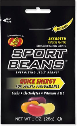 Sport Beans Energizing Jelly Beans