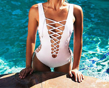White/Black Dream Swimsuit