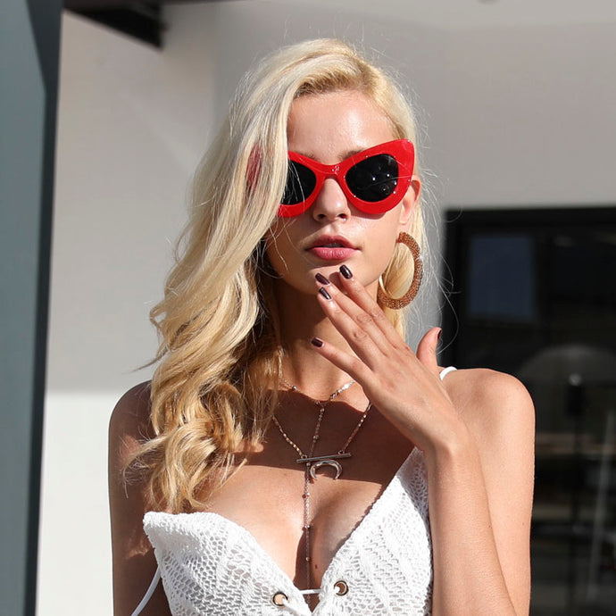 Red Gigi Sunglasses