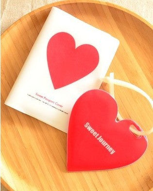 LOVE Passport Cover & Luggage Tag