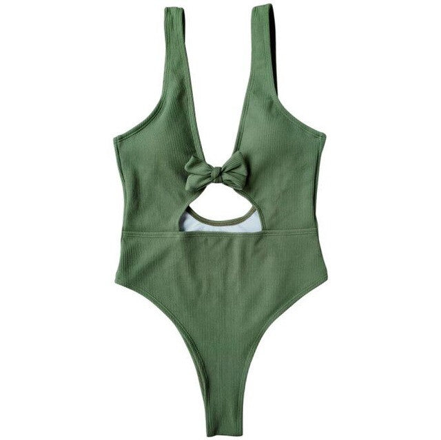 Green Lumier Swimsuit