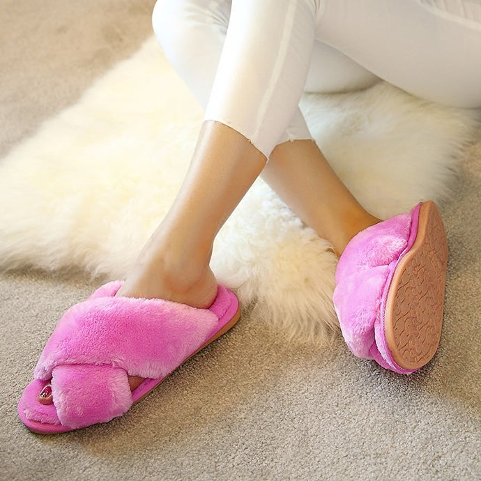 Pink ANINE Slippers
