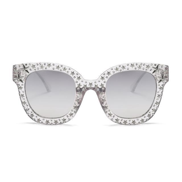 Clear Rossi Sunglasses