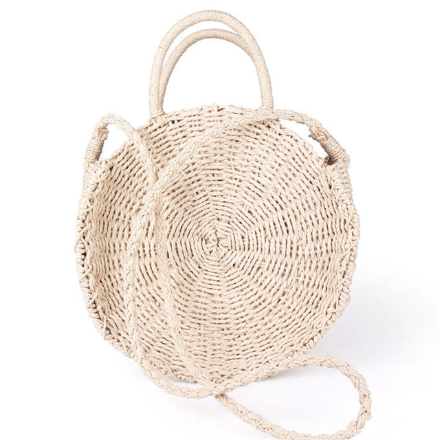 Beige Mykonos Bag