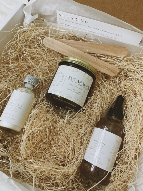 Sugaring Kit