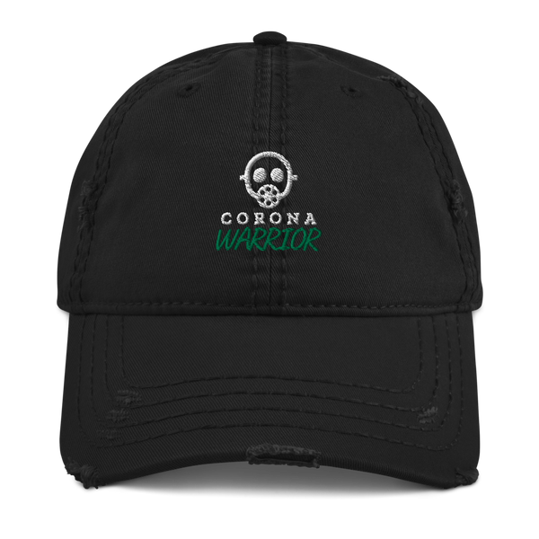 Corona Warrior - Rugged Hat