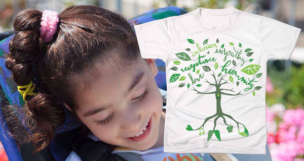 HELP A DISABLED CHILD IN ISRAEL WALK, TALK, EAT, HUG – ALEH