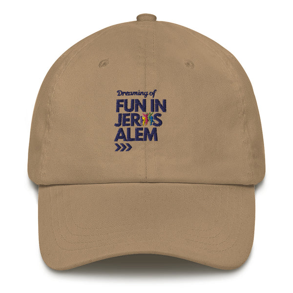 Fun In Jerusalem - Baseball Hat