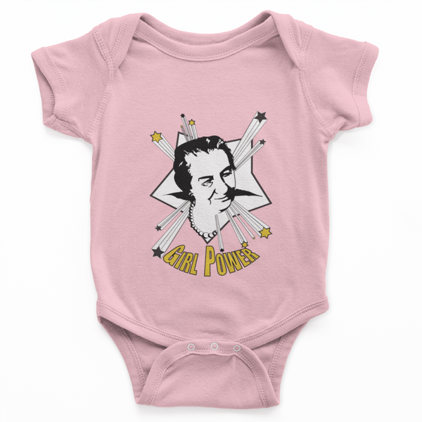Girl Power- Onesie (3-6 Months)